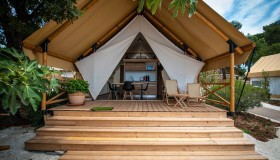 Arena One 99 Glamping NEW 2018