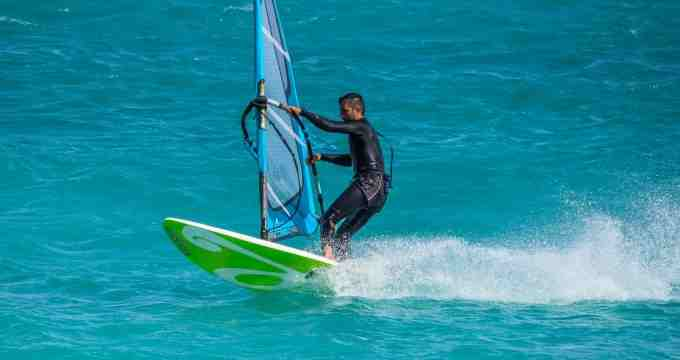 Windsurfing holiday for all