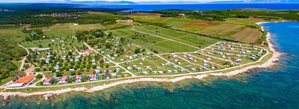 Villaggi turistici Croazia con ADRIALIN :: complesso