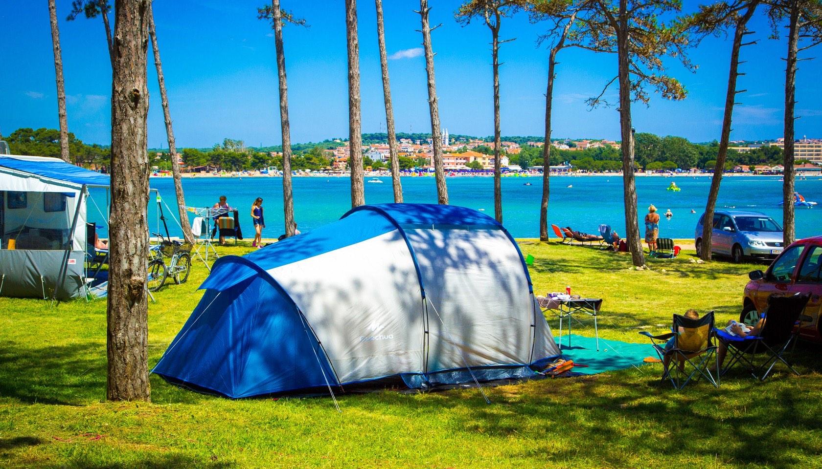 Camping Karta Europa.Arena Medulin Campsite Campsite In Medulin Arenacampsites